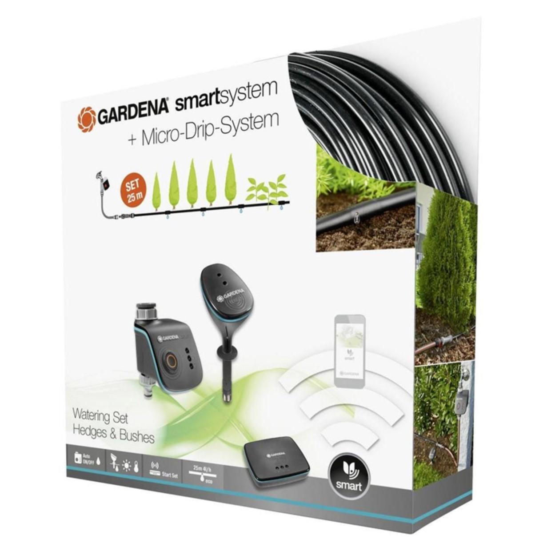 gardena smartsystem smart watering set plantenrij de boer. Black Bedroom Furniture Sets. Home Design Ideas