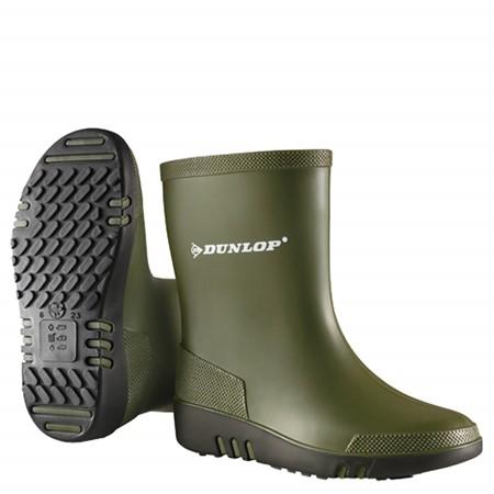Dunlop Kinderlaars Acifort Mini Groen Maat 20