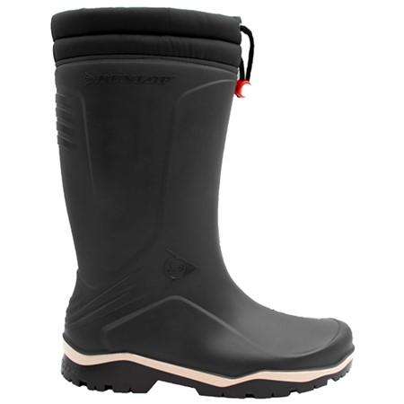 Dunlop Winterlaars Blizzard Thermo Zwart Maat 39