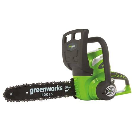 Greenworks Accu Kettingzaag 40 Volt Zonder Accu En Lader