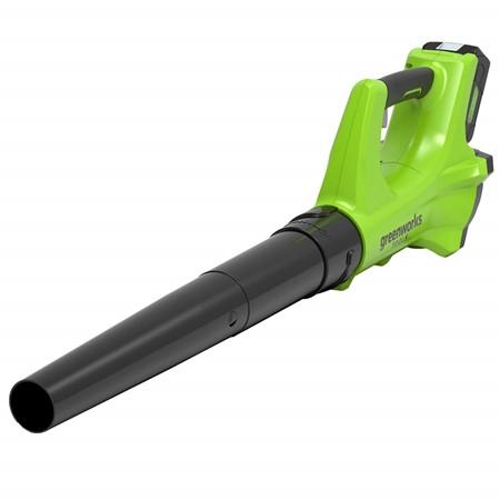 Greenworks Accu Bladblazer 24 Volt Zonder Accu En Lader