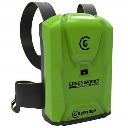Greenworks Accu Backpack 82-Volt 12.5 Ah