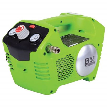 Greenworks Accu Compressor 24 Volt Zonder Accu En Lader