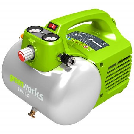 Greenworks Elektrische Compressor