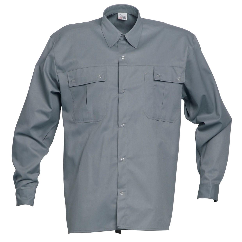 Overhemd Xl.Havep Overhemd 1569 Grijs Maat Xl De Boer Drachten