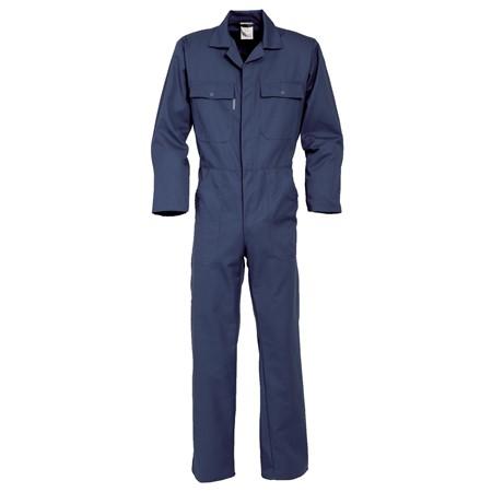 Havep Basic Polyester/Katoen Overall 2096 Marine Maat 48