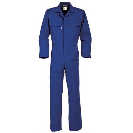 Havep Basic Polyester/Katoen Overall 2096 Korenblauw Maat 44