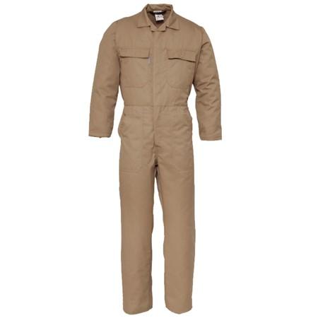 Havep Basic Polyester/Katoen Overall 2096 Zand Maat 50