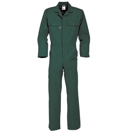 Havep Basic Polyester/Katoen Overall 2096 Flessengroen Maat 48