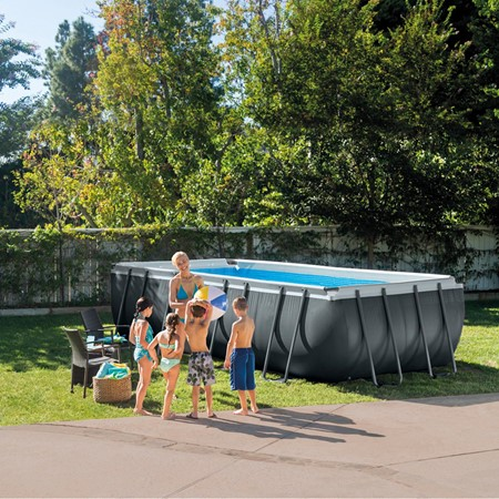 Intex Ultra XTR Frame Zwembad Rectangular 488 x 274 cm