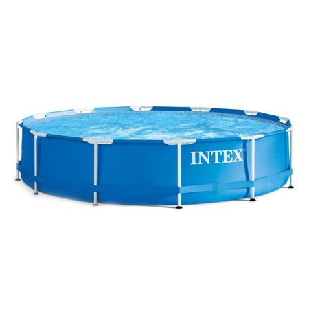 Intex Zwembad Metal Frame Ø 366 cm