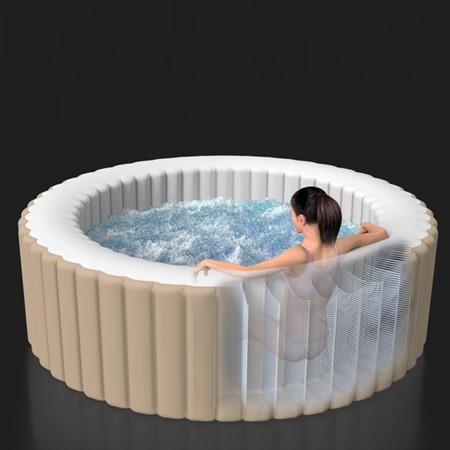 Intex PureSpa Bubble Massage - Ø 216 x 71 cm