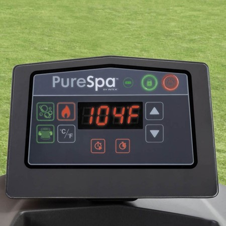 Intex PureSpa Bubble Massage Greywood Deluxe - Ø 216 x 71 cm