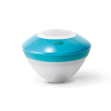 Intex Drijvende LED speaker Met bluetooth