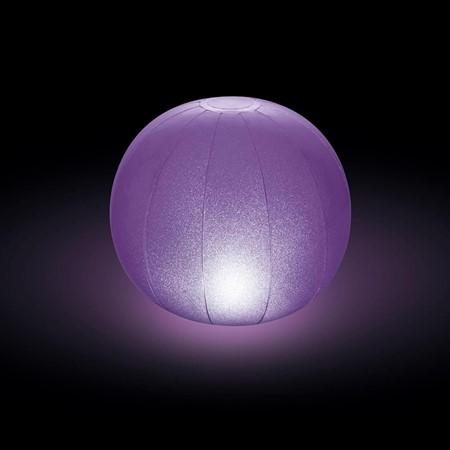 Intex drijvend LED licht bal 28693