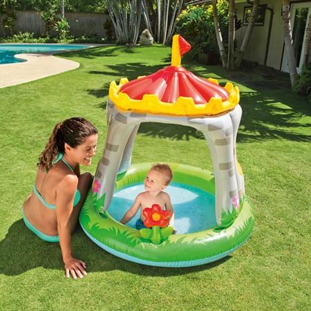 Intex Kinderzwembad Kasteel 122 cm