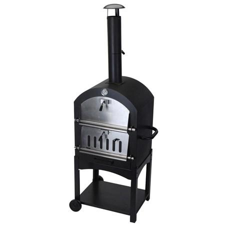 Vaggan Barbecue Met Pizza Oven