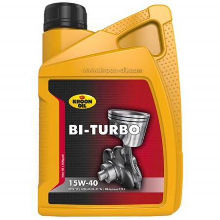 Kroon Oil Bi-Turbo 15W-40 1 Liter