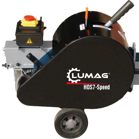 Lumag Houtklover HOS7-Speed