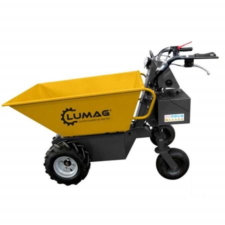 Lumag Accu Dumper Kruiwagen 500 KG