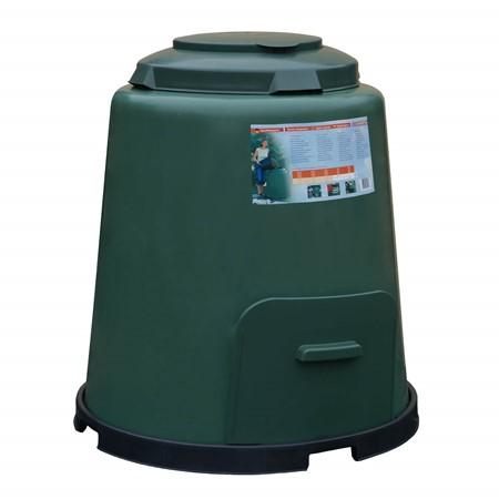 Compost 280 Liter Beluchting Groen