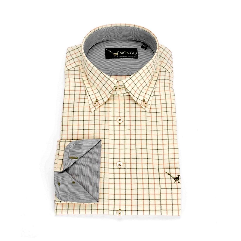Overhemd Xl.Mongo Heren Overhemd Burton 05 Maat Xl De Boer Drachten