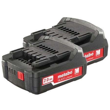 Metabo Accu Boor-Schroefmachine 14.4 Volt BS 14,4 LI