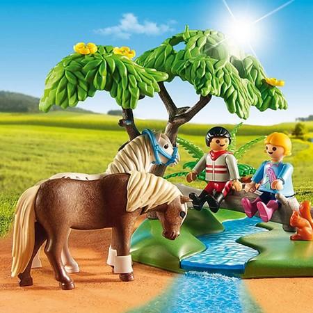 PLAYMOBIL Country 6947 - Ponyrijles