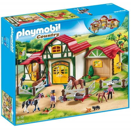 PLAYMOBIL Country 6926 - Paardrijclub