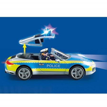 PLAYMOBIL City Action 70066 - Politie 911 Carrera 4S