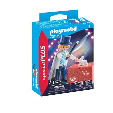 PLAYMOBIL Special Plus 70156 - Goochelaar