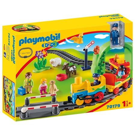 PLAYMOBIL 1.2.3 70179 - Mijn eerste trein