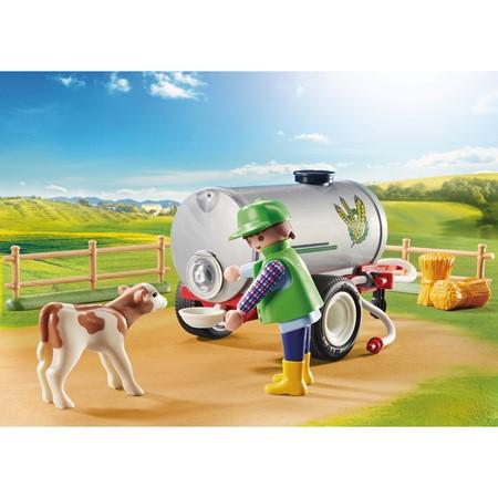 PLAYMOBIL Country 70367 - Landbouwer met maaimachine