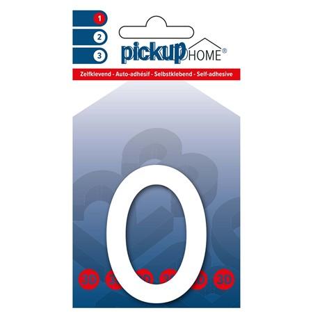 Pickup 3d Home Zelfklevend Rio 60 Wit 0