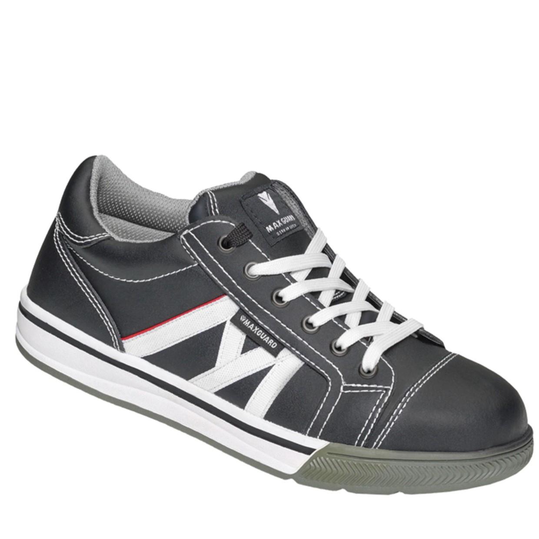 Werkschoenen Dames Maat 35.Maxguard Werkschoenen Shadow S3 Sneaker Zwart Maat 35 De Boer Drachten