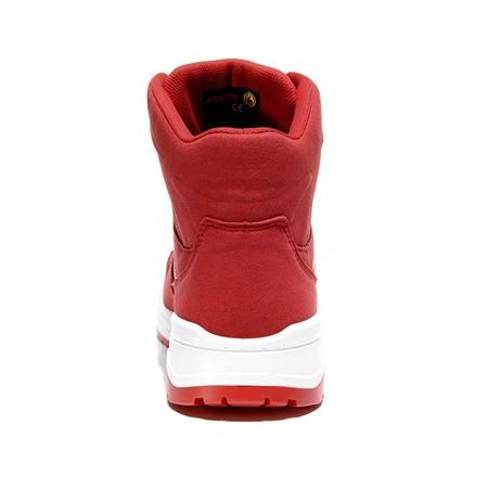 Elten Werkschoenen Maverick S3 Sneaker Rood Maat 38