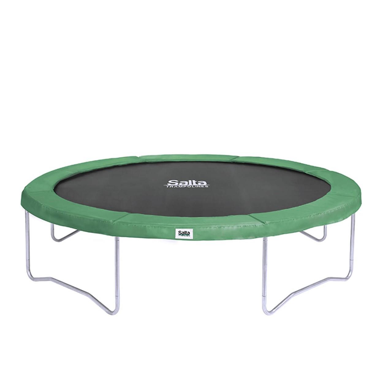salta trampoline beschermrand rond groen 305 cm de boer. Black Bedroom Furniture Sets. Home Design Ideas