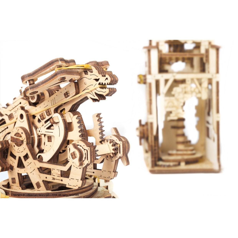 Ugears Model Archballista-toren 1:1
