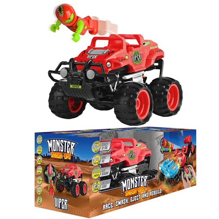 Toyrific Monster Smash Ups - Viper