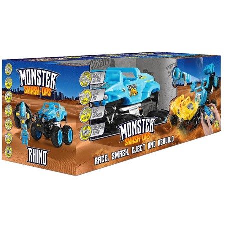 Toyrific Monster Smash Ups - Rhino
