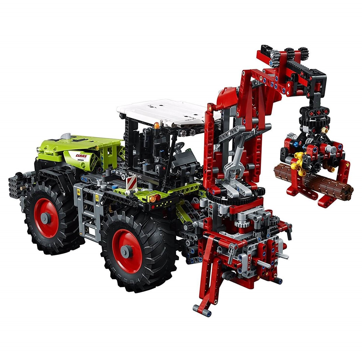 lego technic 42054 claas xerion 5000 de boer drachten. Black Bedroom Furniture Sets. Home Design Ideas
