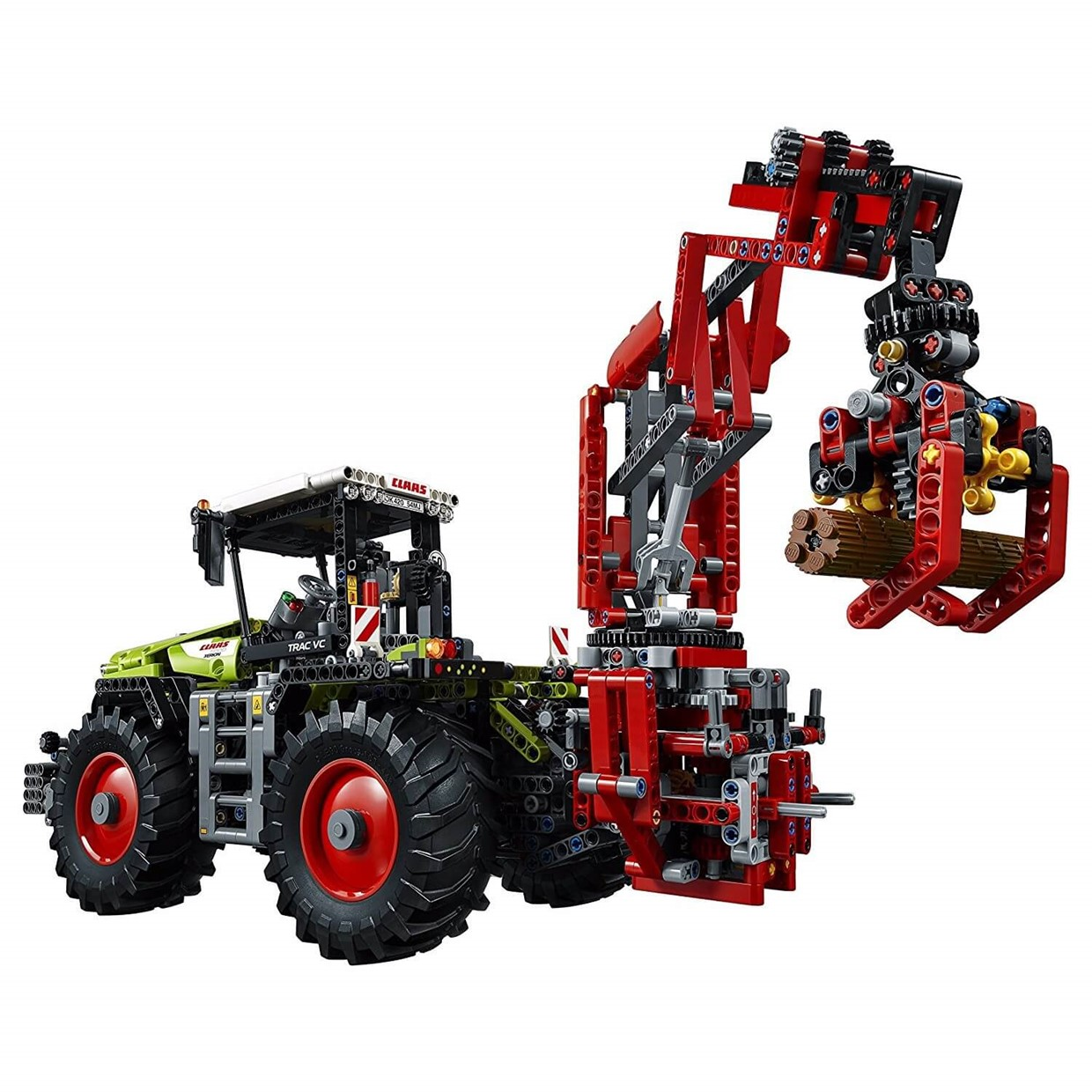 lego technic 42054 claas xerion 5000 de boer. Black Bedroom Furniture Sets. Home Design Ideas