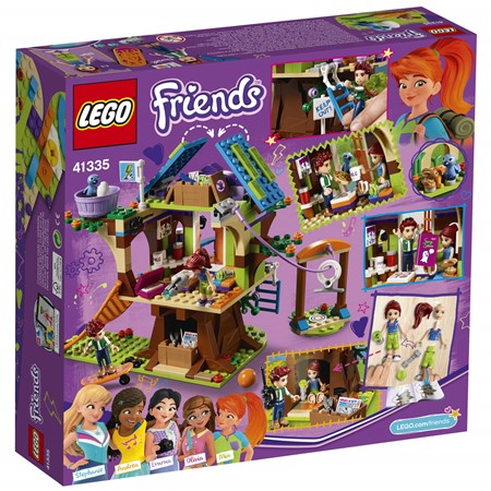 LEGO Friends 41335 - Mia's Boomhut