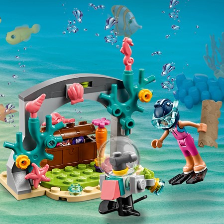 LEGO Friends 41381 - Reddingsboot