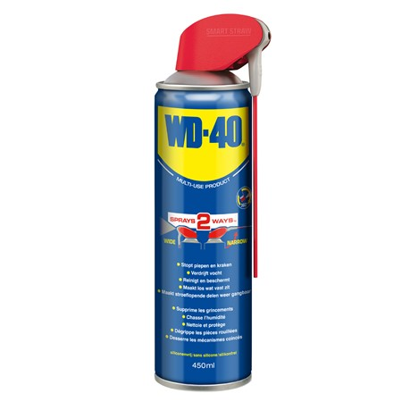 WD-40 Multi-Use Spray 450 Ml Smart Straw