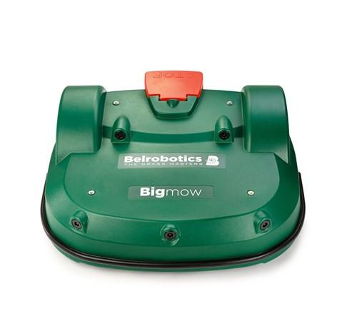 Belrobotics Robotmaaier Bigmow Connected